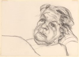 Painter's Mother in Bed