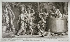 A Scene of Winemaking (Proverb, Chapter 3,V.10)