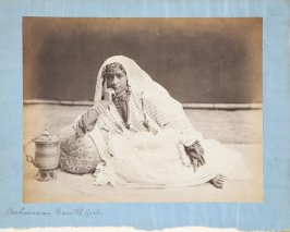Kashmirian Nautch Girl