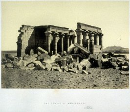 Temple of Maharraka, Nubia