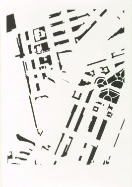 """Illustration 2 in the book """"a thousand feet above sea-level"""" (Amsterdam/ Kassel: 1999/2000)"""