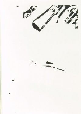 """Illustration 8 in the book """"a thousand feet above sea-level"""" (Amsterdam/ Kassel: 1999/2000)"""