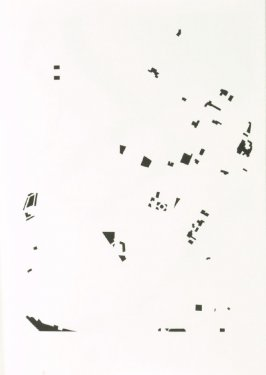 """Illustration 16 in the book """"a thousand feet above sea-level"""" (Amsterdam/ Kassel: 1999/2000)"""