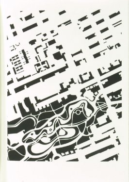 """Illustration 22 in the book """"a thousand feet above sea-level"""" (Amsterdam/ Kassel: 1999/2000)"""