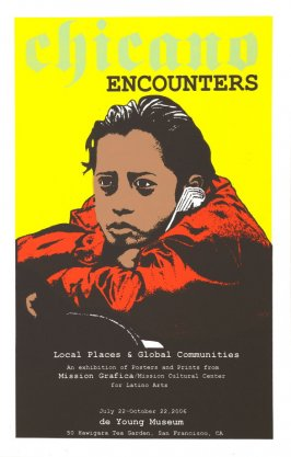 Chicano Encounters: Local Places & Global Communities