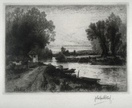 One of Nine Landscapes