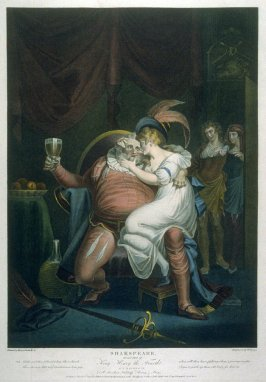 Shakespeare - Second Part of Henry IV - Act II, Scene IV
