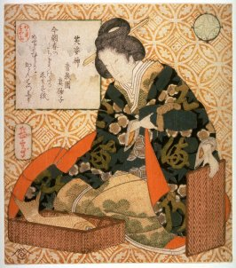 Shoshijin, from the series AllusIons to the Seven Lucky Gods (Mitate shichifukujin)