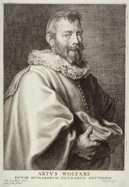 Artus Wolfaert, from The Iconography