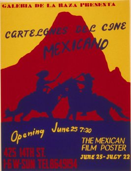 The Mexican Film Poster