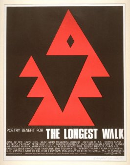 Poetry Benefit for the Longest Walk