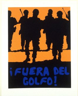 Fuera del Golfo! (Get out of the Gulf!)