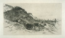 Near Mattakeeset, plate 9 in the book, Choice Etchings (London: Alexander Strahan, 1887)