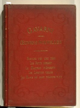 title from front cover: Oeuvres nouvelles ([Paris: Librairie Nouvelle, ca. 1840], [vol. 2 (indicated by ** at foot of spine)]