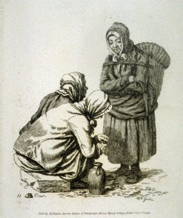 Three peasant women