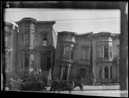 Untitled (Golden Gate and Gough, San Francisco)