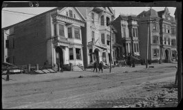 Untitled (Howard Street (now South Van Ness) near 18th Street, San Francisco)