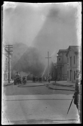 Untitled (Franklin and McAllister Streets, San Francisco)