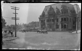 Untitled (Spreckels mansion, Van Ness and Clay, San Francisco)