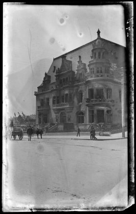 Untitled (Spreckels mansion, Van Ness Avenue and Clay Street, San Francisco)