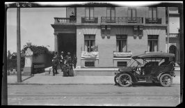 Untitled (E.S. Heller home, Jackson Street between Laguna and Octavia Streets, San Francisco)