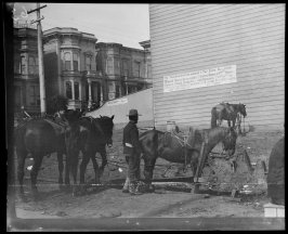 Untitled (Fillmore and Bush Streets, San Francisco)