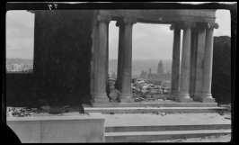 Untitled (Towne mansion, California and Taylor, San Francisco)