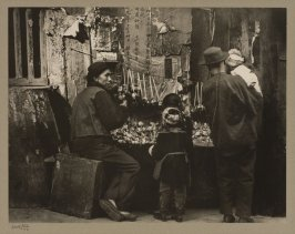 The Toy Merchants from the Chinatown Series