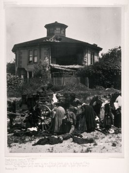 Untitled (Cavagnaro House, Gough and Union Streets, San Francisco)