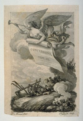 Title page - Confessions, Vol.III