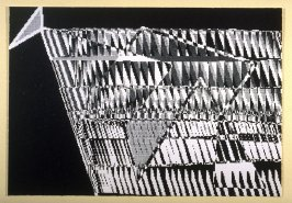 Unclassified Reflections: C, fourth plate in the portfolio Unclassified Reflections