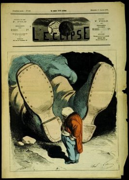 Untitled, cover of L'Eclipse