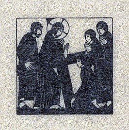 Christmas card: Nativity with Midwife..., pl. 1; D.14;