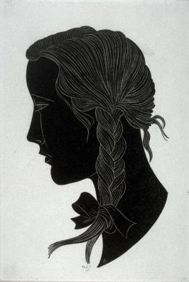 The Plait (head of a girl)