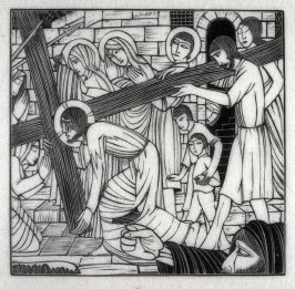 Carrying of the Cross, pl.81: G. 74: