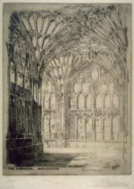 The Cloister, Gloucester