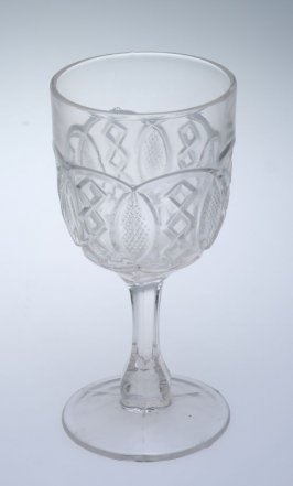 Wine glass Washington Centennial