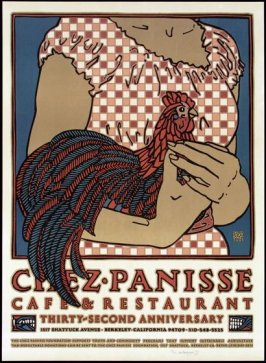 CHEZ PANISSE Cafe & Restaurant (Edition: 54/125, 2003)
