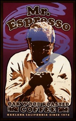 Mr. Espresso (Edition: 125/125, 2004)