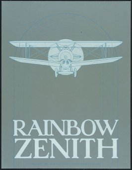 Proof 2 for the poster Rainbow Zenith