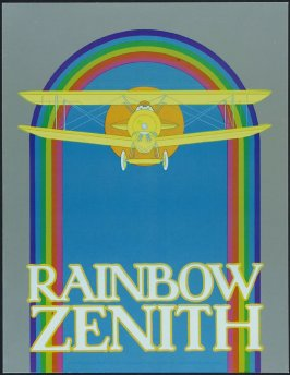 Proof 7 for the poster Rainbow Zenith