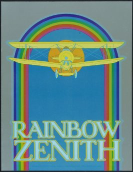 Proof 8 for the poster Rainbow Zenith