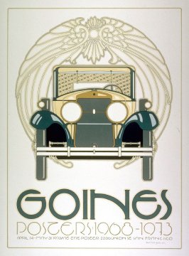 Goines Posters: 1968-1973