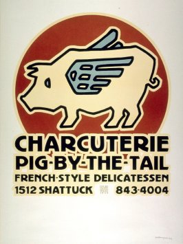 Charcuterie Pig-by-the-Tail