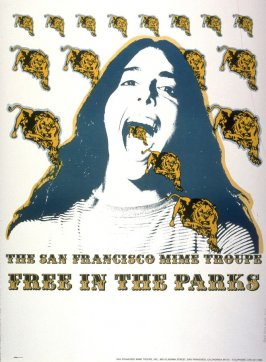 The San Francisco Mime Troupe/ Free in the Parks