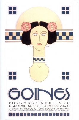 Goines Posters: 1968-1976