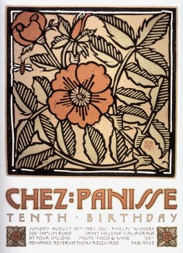 Chez Panisse Tenth Birthday