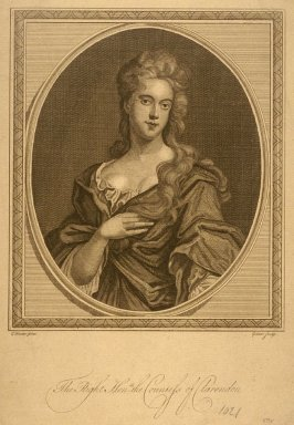The Right Honorable the Countess of Clarendon