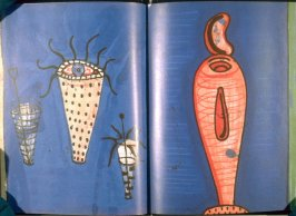 Plates 13 and 14 in the book Buk by Gary Goldstein (Jerusalem Foundation: 1991)