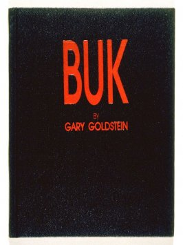 Buk by Gary Goldstein (Jerusalem Foundation: 1991)